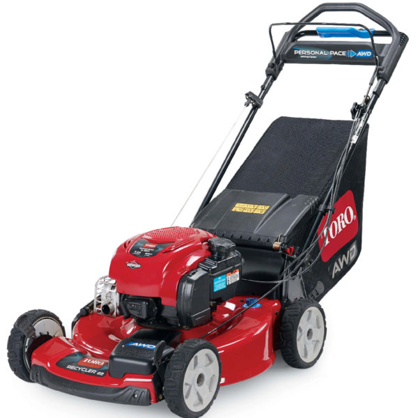 Toro 22″ Recycler Mower with All-Wheel Drive Model 20353