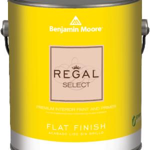 Benjamin Moore Regal Select Flat Paint