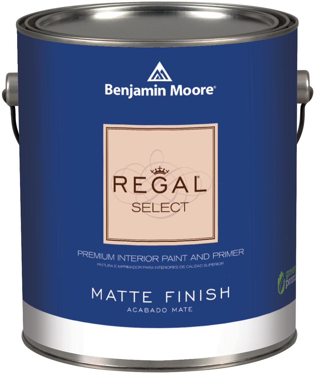 benjamin moore regal select matte paint grosse ile hardware store. Black Bedroom Furniture Sets. Home Design Ideas